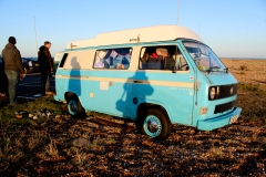New Year Cruise to Dungeness 2017